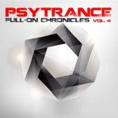 PsyTrance Vol. 4 (Full-On Chronicles) von Various Artists