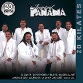 20 Kilates 20 Éxitos de Tropical Panamá