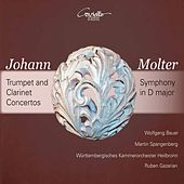 Molter: Trumpet & Clarinet Concertos - Symphony in D major by Various Artists