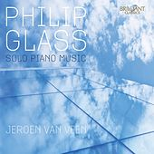 Glass: Solo Piano Music de Jeroen van Veen