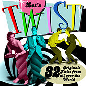 Let's Twist de Various Artists