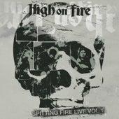 Spitting Fire Live Vol. 1 de High On Fire