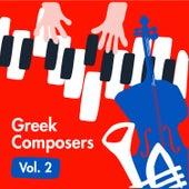 Greek Composers Vol.2 von Various Artists