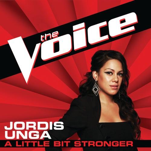 A Little Bit Stronger by Jordis Unga