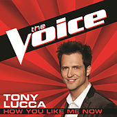 How You Like Me Now de Tony Lucca