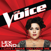 I Can't Make You Love Me by Lex Land