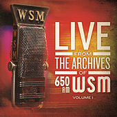 Live from the Archives of 650am Wsm - Volume 1 de Various Artists