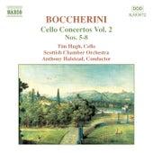 Cello Concertos Vol. 2 by Luigi Boccherini