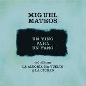 Un Ying Para Un Yang by Miguel Mateos
