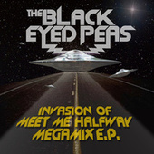 Invasion Of Meet Me Halfway - Megamix E.P. (International Version) van Black Eyed Peas