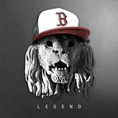 Legend EP by Borgore