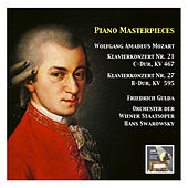 Piano Masterpieces: Friedrich Gulda, Vol.1 (Recordings 1962) by Friedrich Gulda