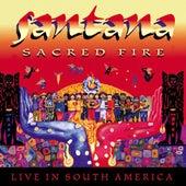 Sacred Fire: Live In South America by Santana