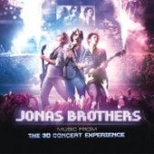 Jonas Brothers  La Musica Del Concierto 3D de Jonas Brothers