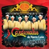 Vive Grupero El Concierto/Cardenales De Nuevo León (Live México D.F/2010) by Cardenales De Nuevo León
