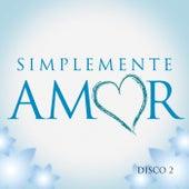 Simplemente Amor (CD2) de Various Artists
