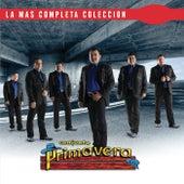 La Más Completa Colección - Mexico (Disc 2) de Conjunto Primavera