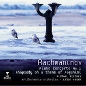 Rachmaninov Piano Concerto No.1 by Mikhail Pletnev