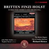Britten, Finzi & Holst: Sacred Works by Various Artists