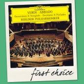 Verdi: Overtures & Preludes de Berliner Philharmoniker