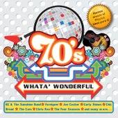 Whata' Wonderful 70's de Various Artists