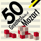 50 Greatest Works Of Mozart de Various Artists
