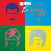 Hot Space de Queen