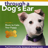 Through a Dog's Ear: Music to Calm Your Puppy, Vol. 1 by Lisa Spector and Joshua Leeds