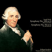Haydn: Symphony No. 100 in G major, 'Military'; Symphony No. 94 in G major, 'Surprise' von Vienna Symphony Orchestra