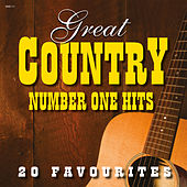 Great Country Number One Hits - 20 Favourites by Various Artists
