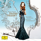 Mozart: The Violin Concertos by Anne-Sophie Mutter
