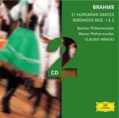 Brahms: Serenades; Hungarian Dances di Claudio Abbado