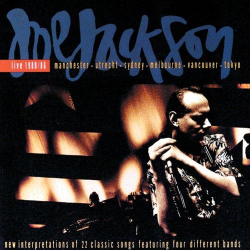 Live 1980-1986 by Joe Jackson