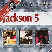 3 CD Collection de The Jackson 5