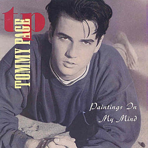 Paintings In My Mind by Tommy Page