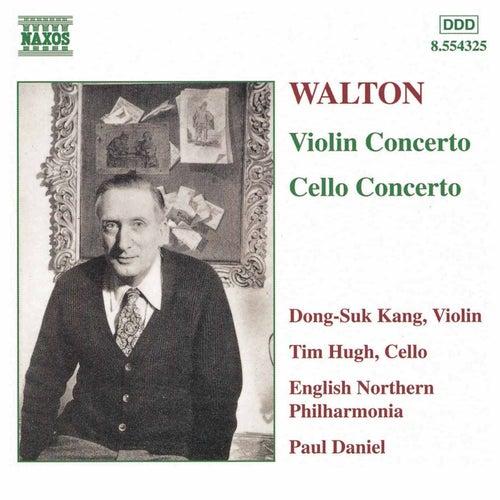 Violin Concerto / Cello Concerto by William Walton
