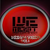 We Most Minimal Techno Compilation Vol 1 - EP by Various Artists