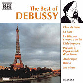 The Best of Debussy de Claude Debussy