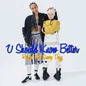 U Should Know Better featuring Snoop Dogg de Robyn