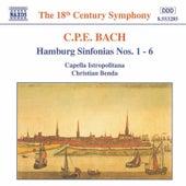 Hamburg Sinfonias, Wq. 182 von Carl Philipp Emanuel Bach