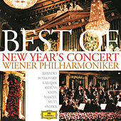 Best of New Year's Concert von Wiener Philharmoniker
