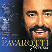 The Pavarotti Edition, Vol.3: Verdi von Luciano Pavarotti
