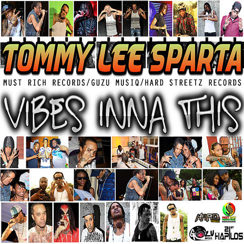 Vibes Inna This - Single by Tommy Lee sparta