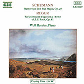 Humoreske / Variations and Fugue by Robert Schumann