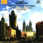 KOMZAK: Waltzes / Marches / Polkas de Razumovsky Symphony Orchestra