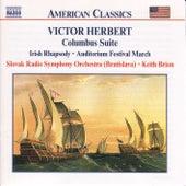 HERBERT, V.: Columbus Suite / Irish Rhapsody by Slovak Radio Symphony Orchestra
