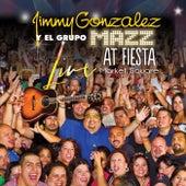 Live at Fiesta Mar by Jimmy Gonzalez y el Grupo Mazz