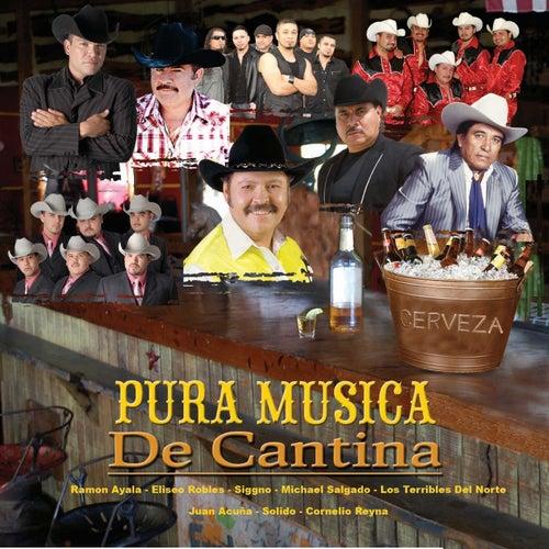 Pura Musica De Cantina by Various Artists