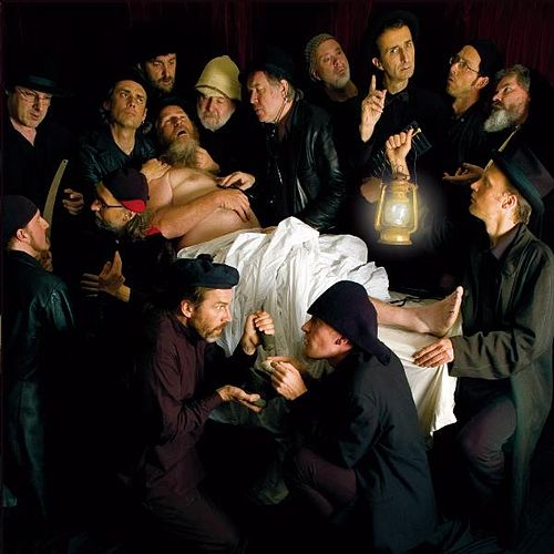 Stop Scratching It by The Spooky Men's Chorale