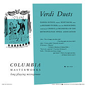 Verdi Duets by Richard Tucker